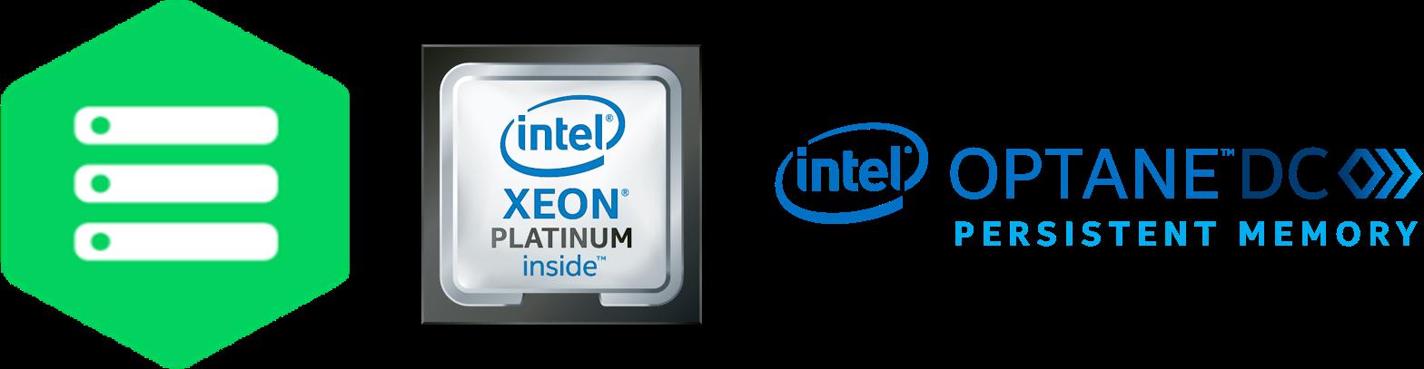 SUSE Linux Enterprise Intel Xeon OptaneDC Persistent Memory