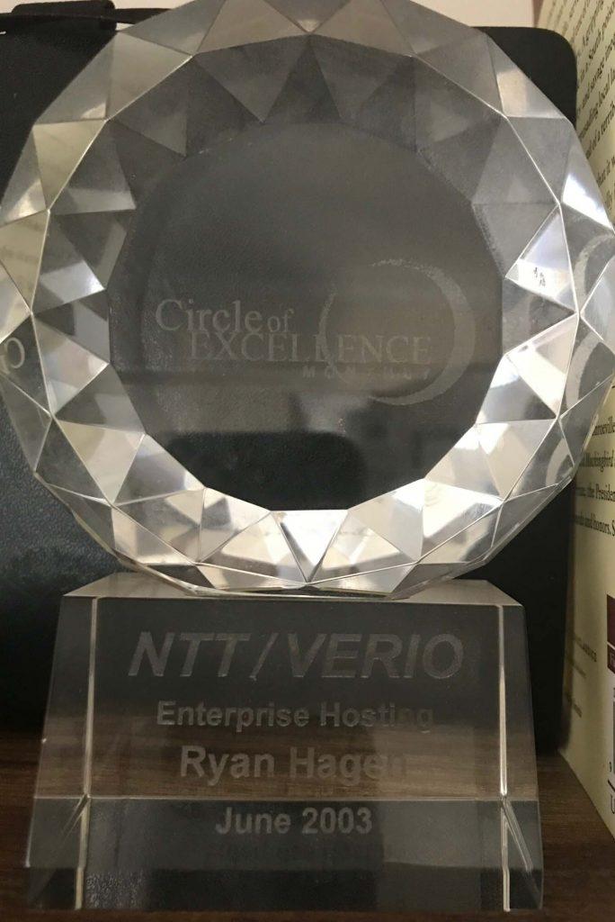 NTT Award